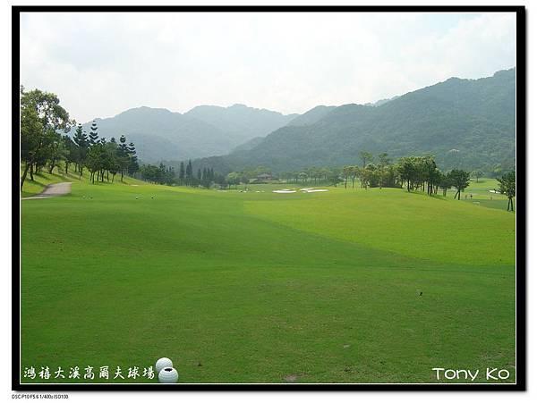 大溪高爾夫俱樂部-東區(翠鳥區) 第6洞  PAR4   382碼  難度-9.JPG