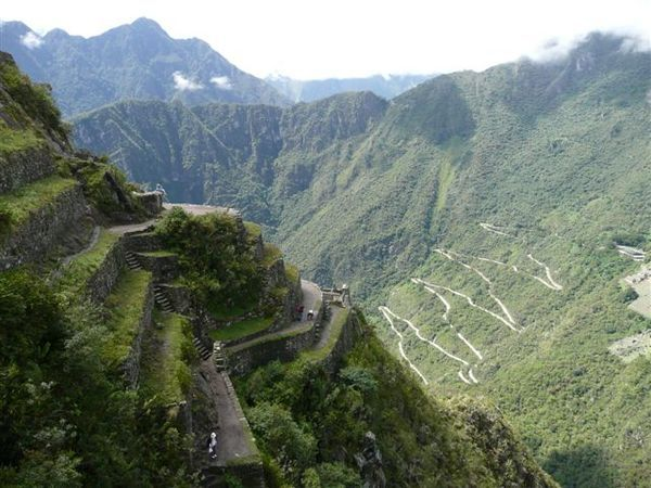 Zigzag to Machu Picchu