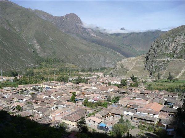 Ollantaytambo @ Sacred Valley
