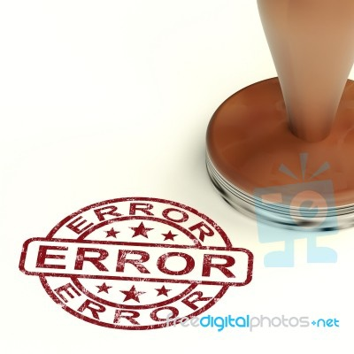 error-stamp-100108270