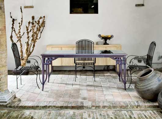 Dolcefarniente S.r.l-Dorian-Dining Table-1.jpg