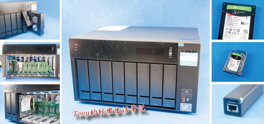 不要讓數位資料賭人品-QNAP TVS-X72N系列 私有雲端儲存空間