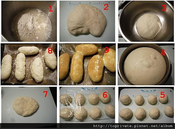 奶油法國麵包多圖1.jpg