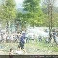 川中島露營區泡泡活動