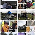 福斯商旅於老官道露營區舉辦車友聚會活動.包含泡泡奇蹟