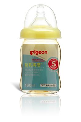 母乳實感-PPSU奶瓶-160ml-黃(P00567).jpg