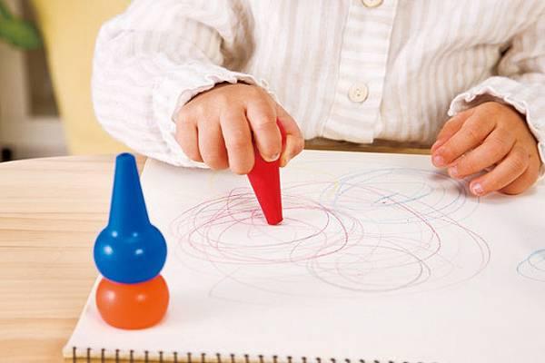 BabyColor日本原裝進口幼兒安全無毒手指蠟筆1.jpg