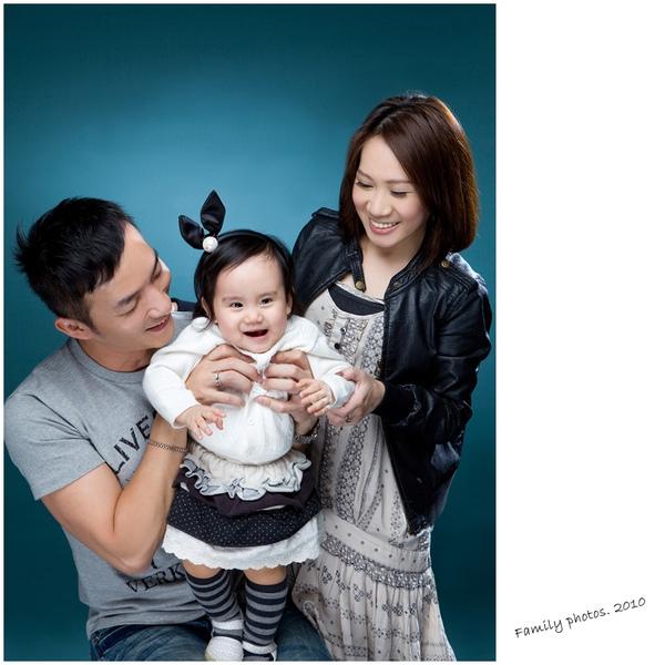 Family photos. 2010