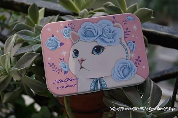 Miss Hana花娜小姐 X CHOO CHOO CAT 經典眼膠筆鐵盒限定組.jpg
