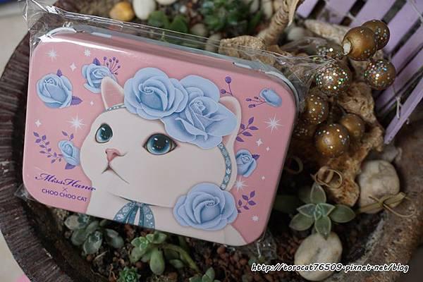 Miss Hana花娜小姐 X CHOO CHOO CAT 經典眼膠筆鐵盒限定組 1.jpg