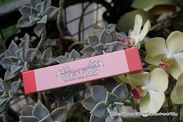 3CE 雙頭霧感絲絨奶油唇釉唇彩筆 1.jpg