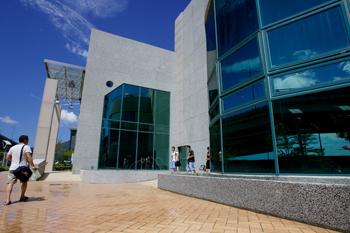 洲美運動公園建築