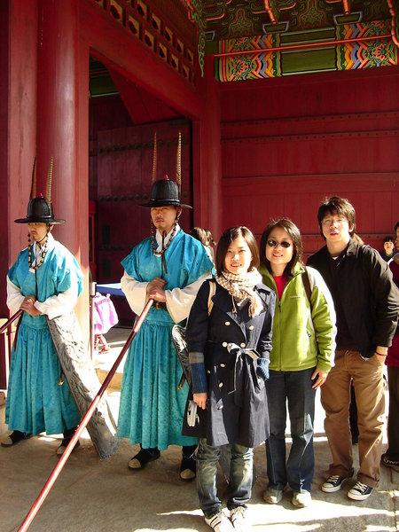 古代朝鮮人
