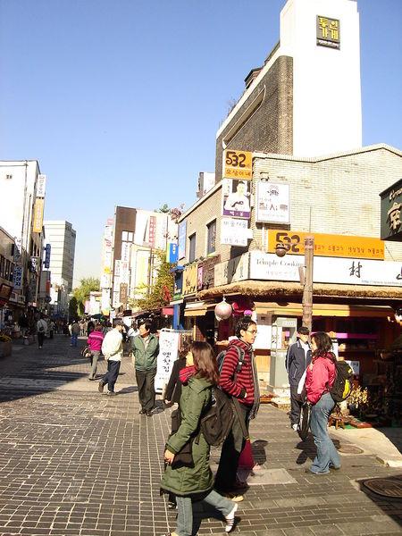 仁寺洞老街