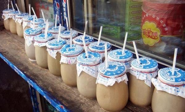 蜂蜜酸牛奶
