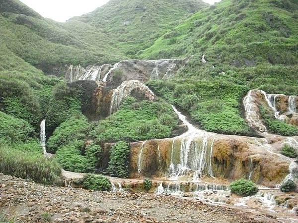黃金瀑布-金瓜石老礦區