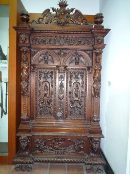 橡木櫃(荷治時代)