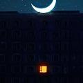 【感人故事】月亮在看你