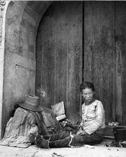 【勵志感人故事】是乞丐,還是商人?