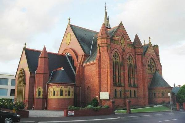 Launceston 鎮上的另外一間教堂