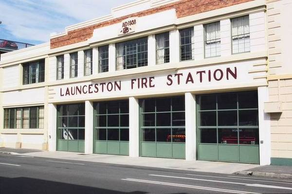 Launceston 的消防隊