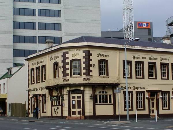 澳洲最古老的pub