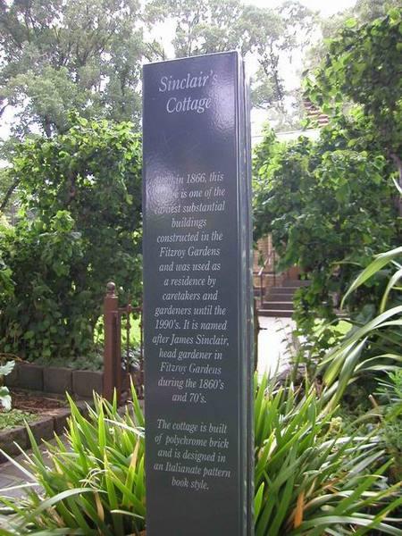 Fitzroy Garden