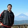 布魯斯跟富士山
