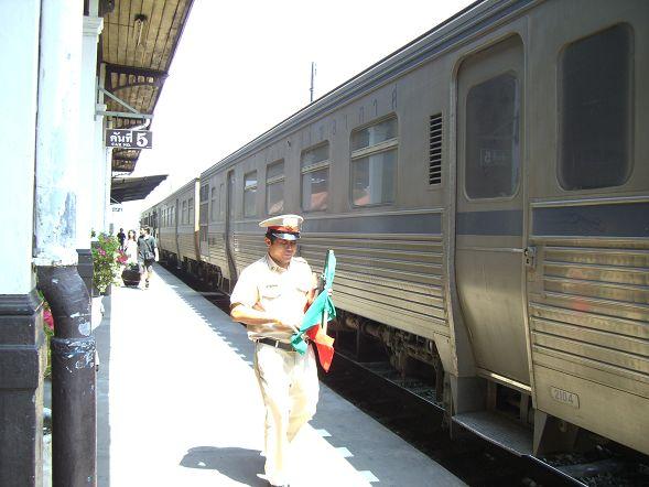 這就是我們搭乘的火車