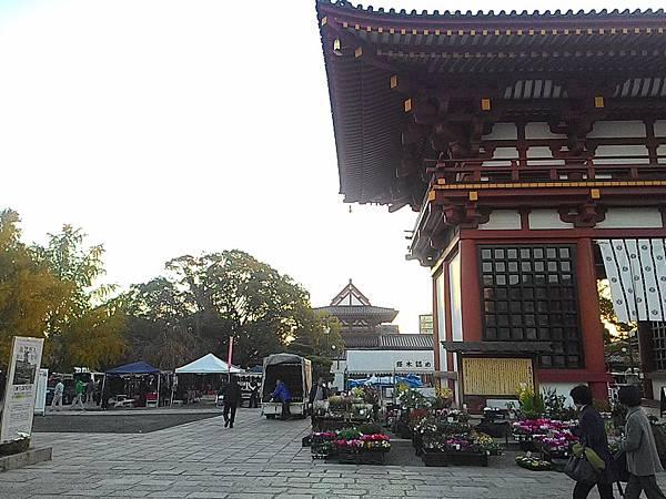 四天王寺跳蚤市場