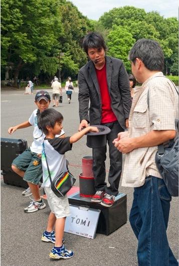 日本東京˙上野公園01