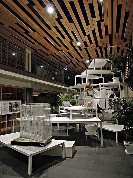 白鷺灣自然建築展
