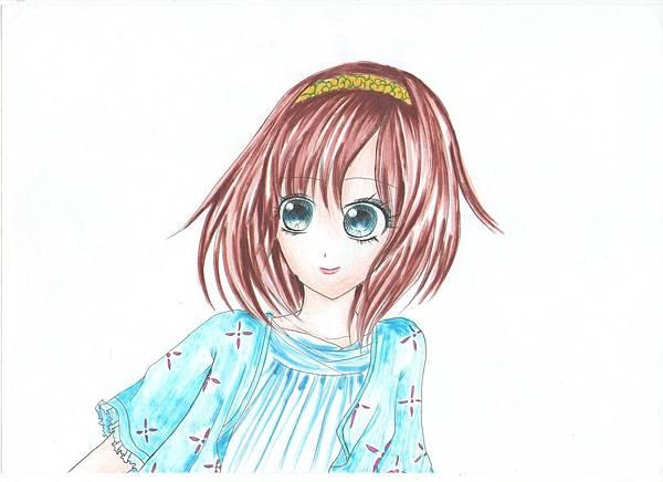 春裝-彩色筆