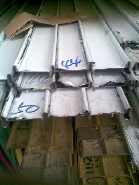 鋁門銅板軌道/白鐵板軌道