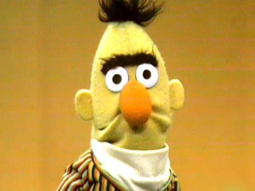 Sad Bert