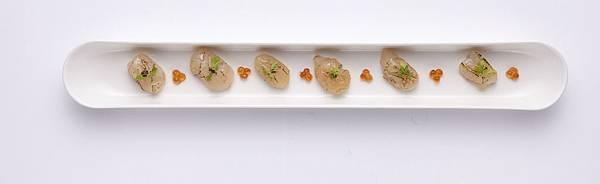 北海道蟹膏干貝