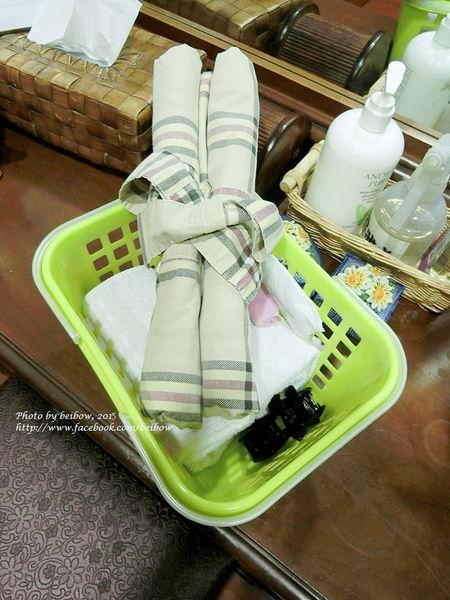 店家會提供專屬的浴衣及毛巾