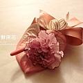 每張床上都放有一朵床花.也是用新鮮花朵製作的.超美的~可見店家連一點點小細節都好用心好重視