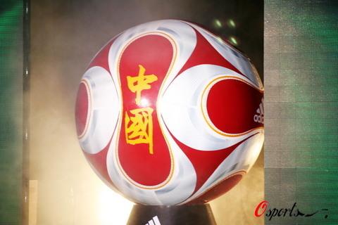 北京奧運比賽用球