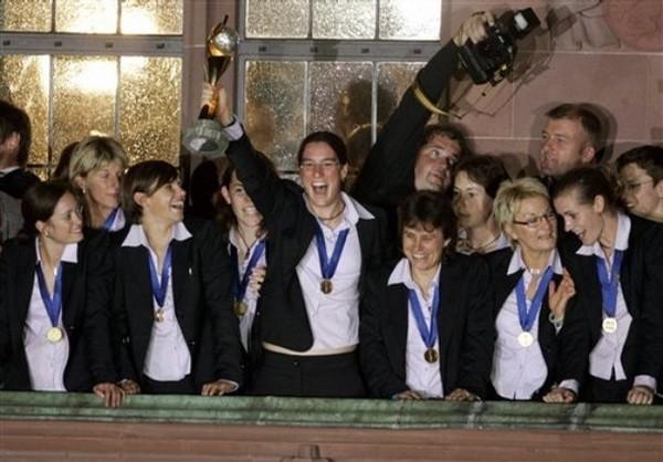 德國女足隊