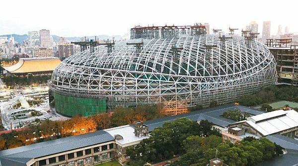 大巨蛋公安-台灣重大建設大巨蛋運動館完工後將成為台灣特色!