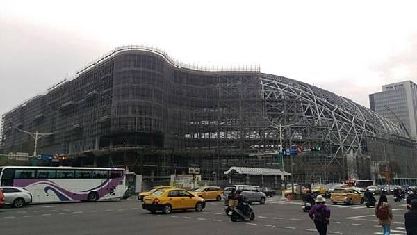 大巨蛋公安-台北需要大巨蛋運動館!