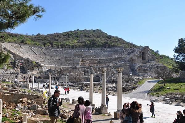 艾菲索斯古城劇場