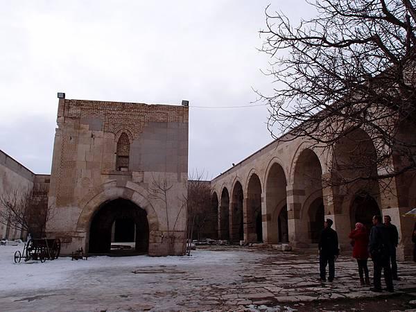 蘇丹哈尼古驛站