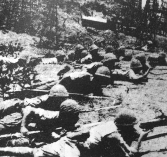 圖片5:新38師第113團仁安羌激戰