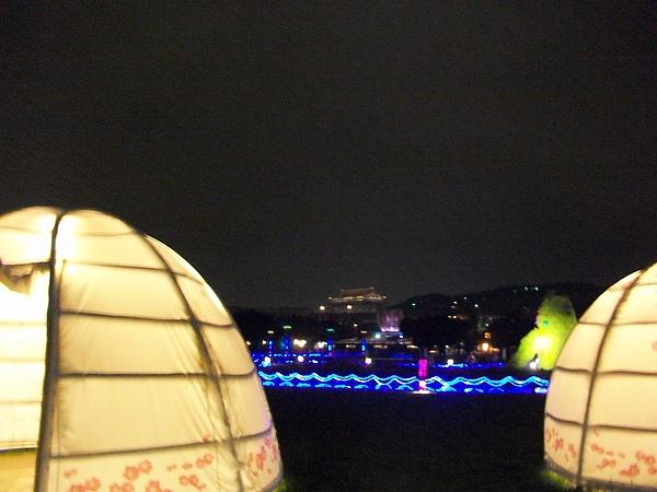 新生公園區夜景