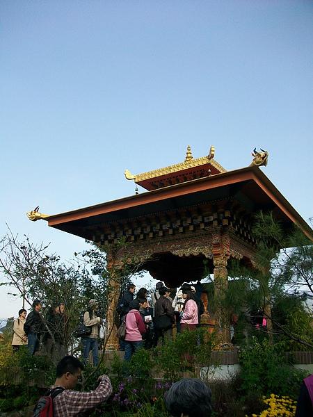 寰宇庭園不丹