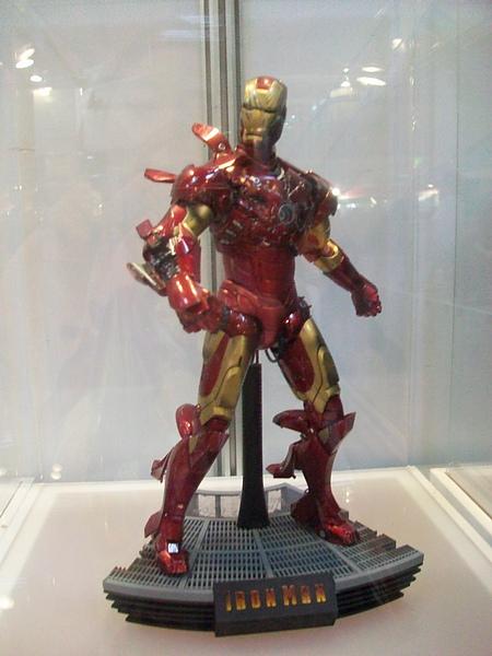 iron man 3代
