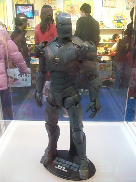 仿iron man