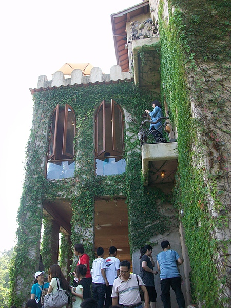 天空之城天堂古堡